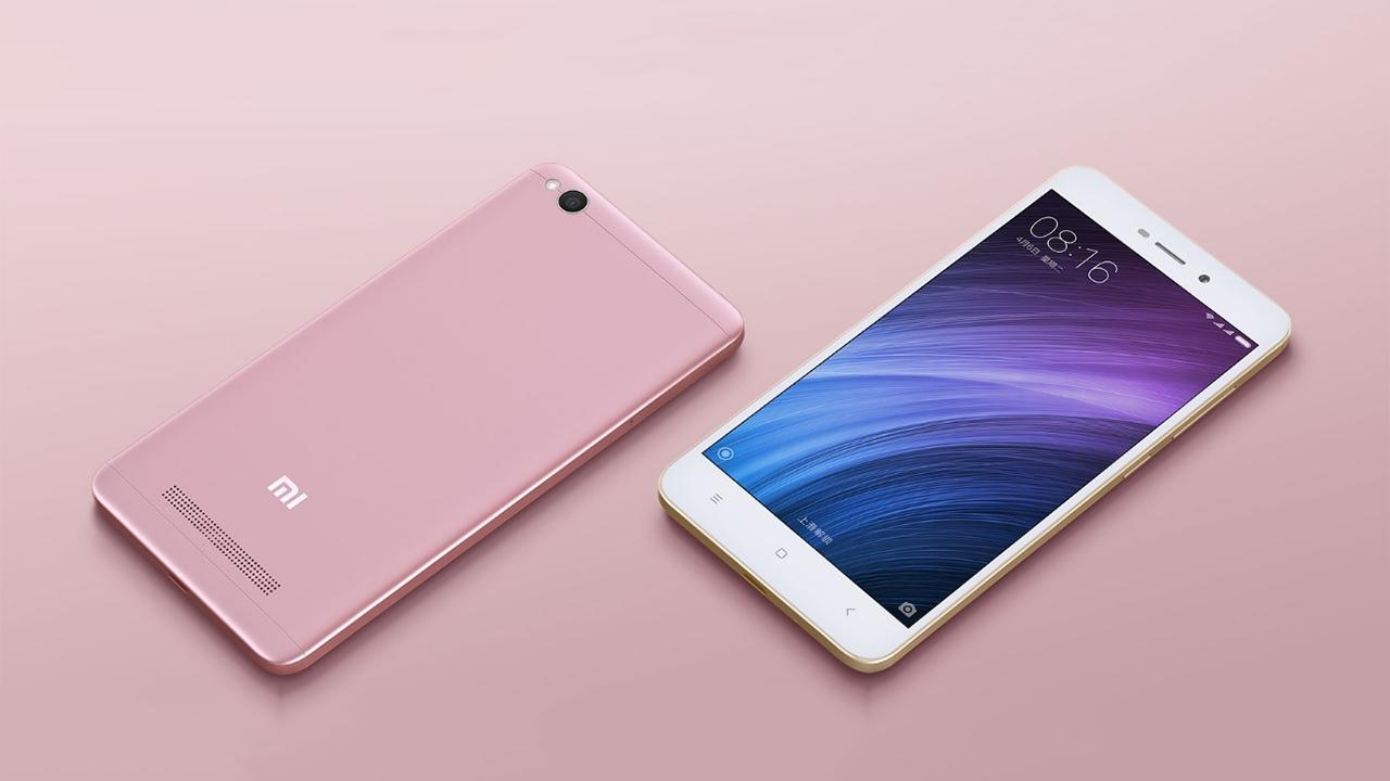 Xiaomi-Redmi-4A-Rose-Gold