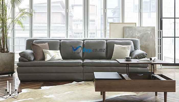 sofá de couro ls168 buycomz