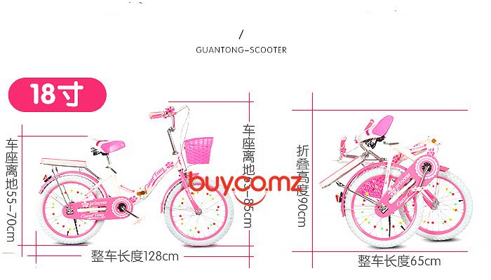 700 GYM-OUTDOOR SPORT-CHILDREN'S BIKE-GT-18a 6