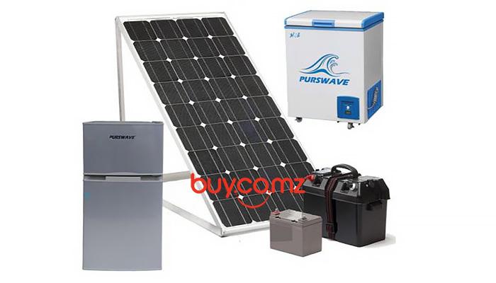 SOLAR EQUIPMENT- solar energy refrigerator-PURSWAVE-BDBC-298-4