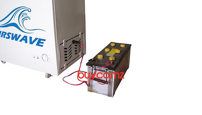SOLAR EQUIPMENT- solar energy refrigerator-PURSWAVE-BDBC-298-6