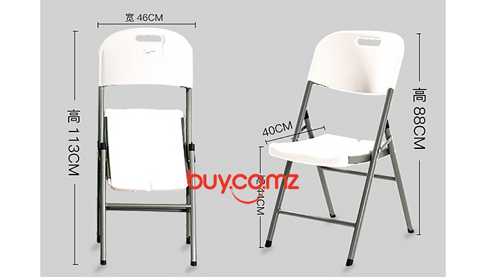 TRAD-industry-restaurant-foldable chair-Y52 (1)